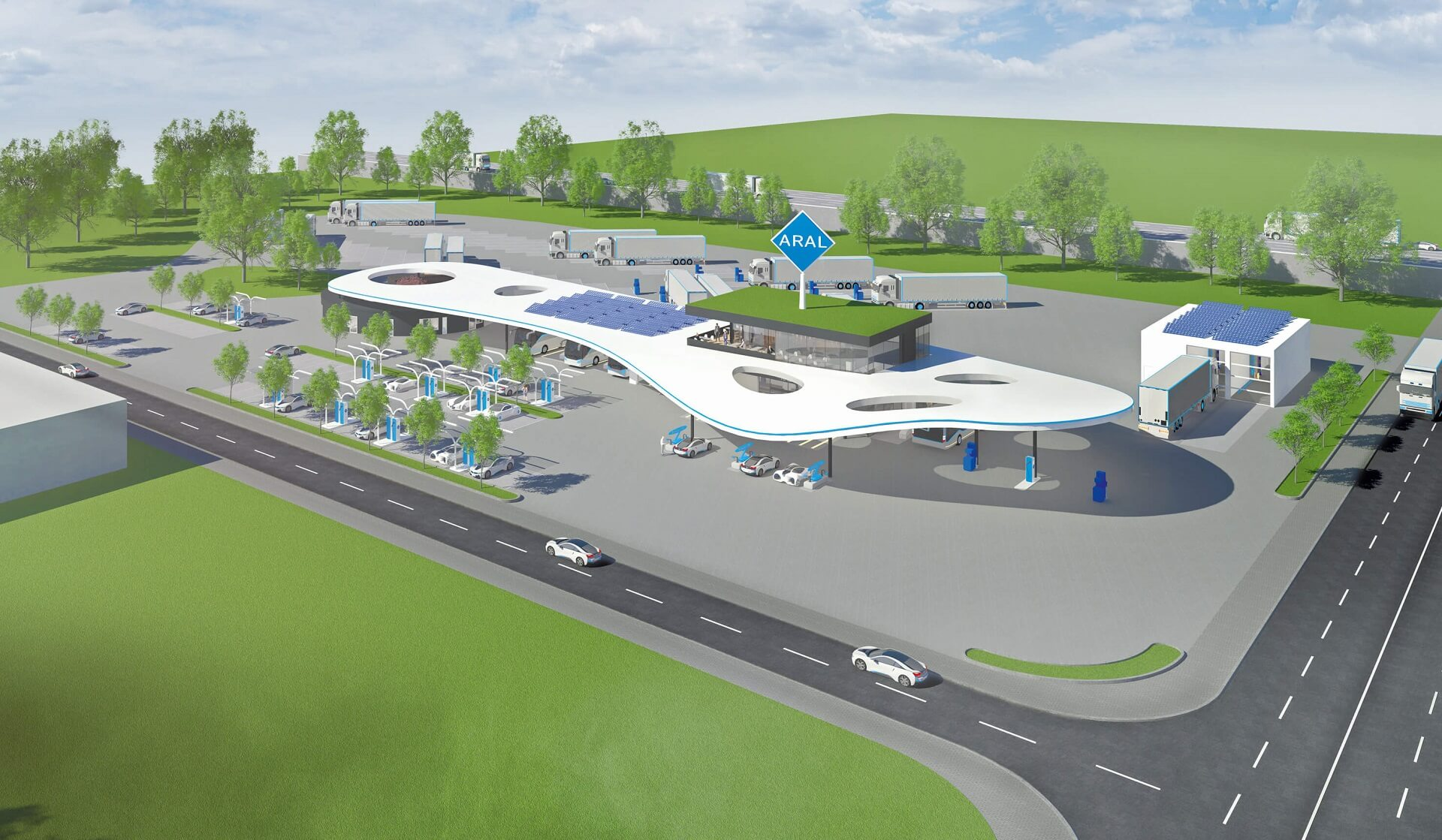 will there still be gas stations in the future?