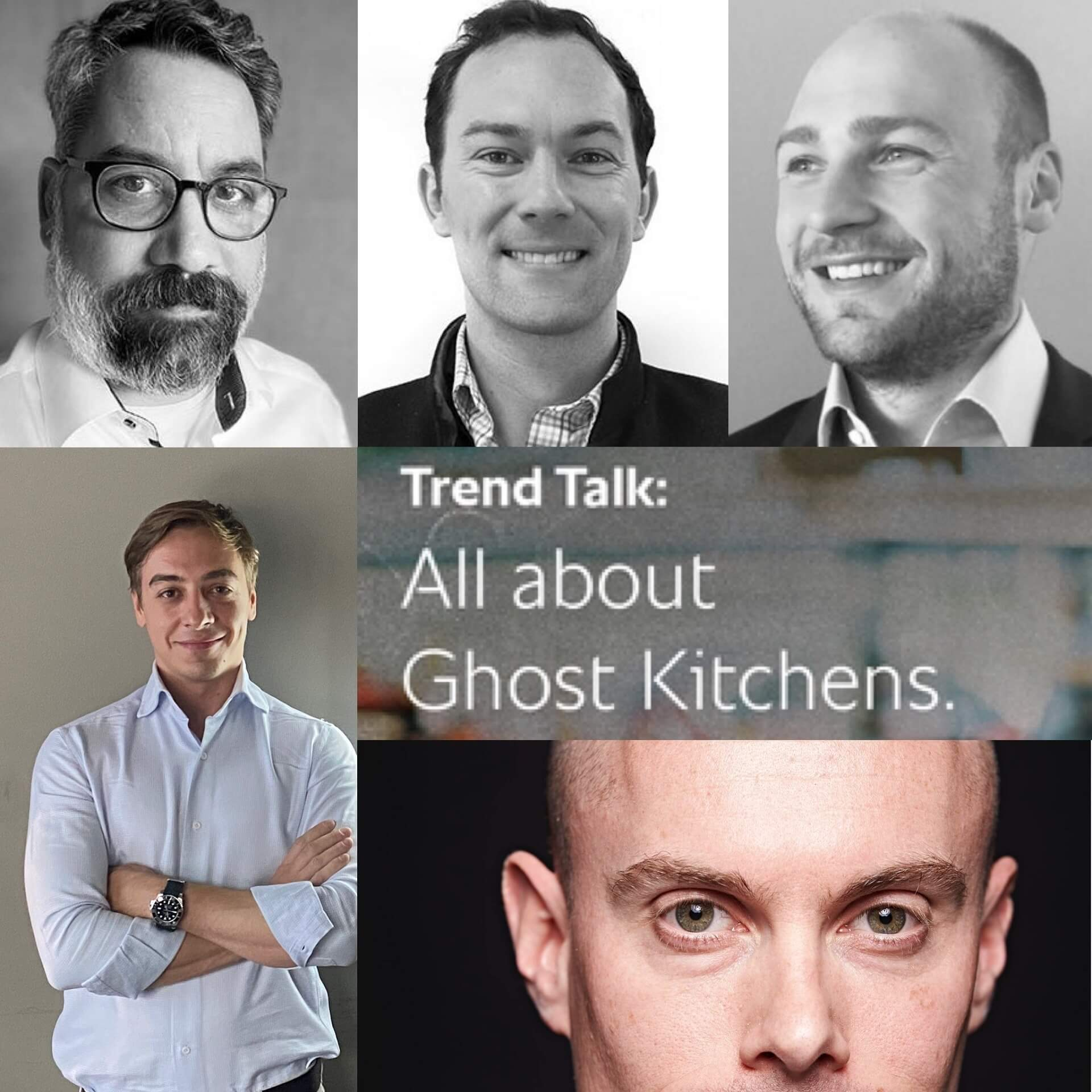 Who were the speakers of Rational's fourth Trend Talk?