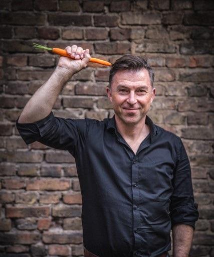 Wie können wir mit neuen Food Konzepten unsere Zukunft verbessern? - Jörg Reutter, FoodCampus Berlin