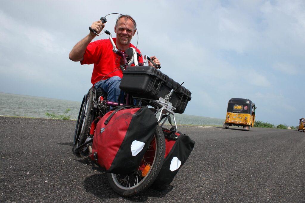 Wie kann man mit dem Rollstuhl reisen?