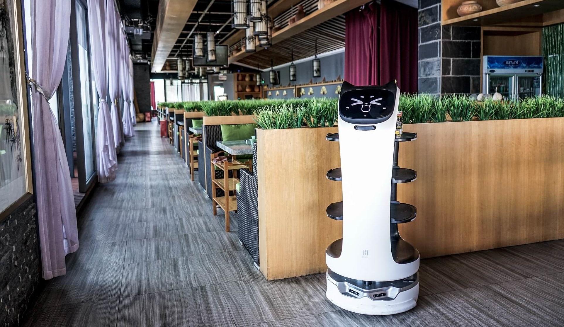 Was spricht für den Einsatz von Robotern in der Gastronomie?